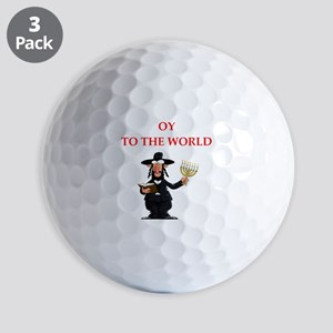 Funny joke on gifts and t-shirts. Golf Ball