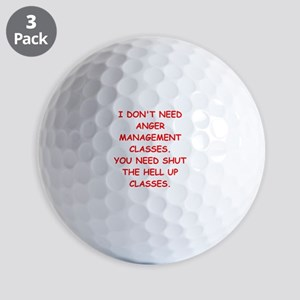 CLASSES Golf Balls