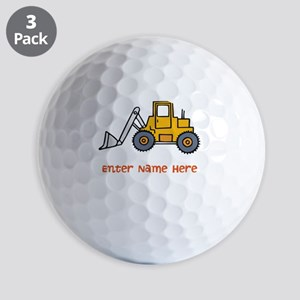 Personalized Loader Golf Balls