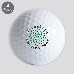 Visualize Whirled Peas 2 Golf Balls