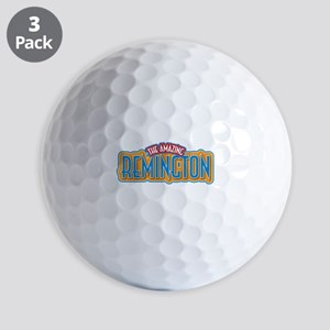 The Amazing Remington Golf Ball