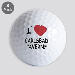 CARLSBAD_CAVERNS Golf Balls
