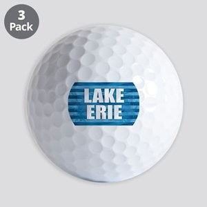 Lake Erie Golf Balls