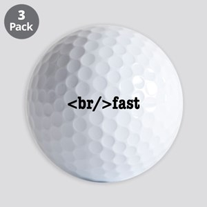 breakfast HTML Golf Balls