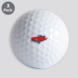 CLASSIC CAR MD Golf Ball