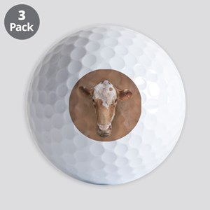 Holy Cow! Golf Balls