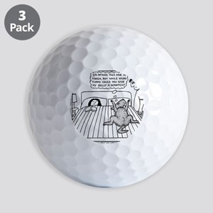 Late Night Request Golf Balls