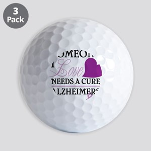 Someone I Love.... Golf Balls