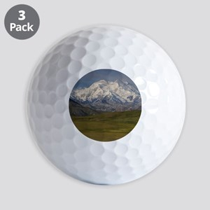 Denali Golf Balls