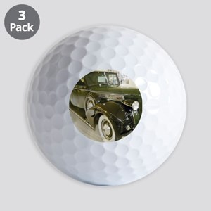 1939 Packard Car Golf Balls