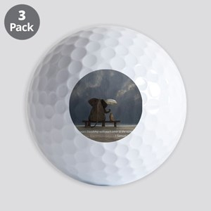 Friends Golf Balls