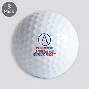 Distrusted Minority Golf Balls