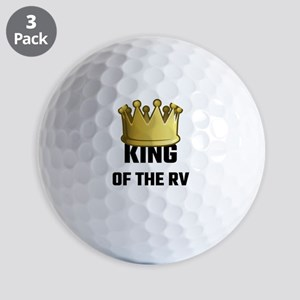 King Of The RV Golf Balls