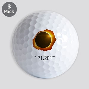 total eclipse Golf Balls