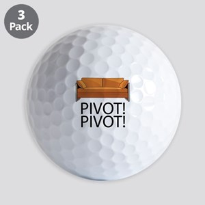Friends Pivot Golf Balls