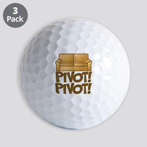 Pivot! Pivot! [Friends] Golf Balls