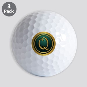 Irish Luck Q Golf Ball