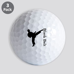 Martial Arts Golf Ball