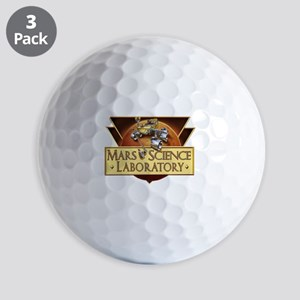 Launch Team Logo Golf Balls