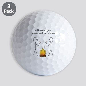 Its All Fun and Games Golf Balls