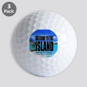 Welcome to the Island Smoke Detectors i Golf Balls