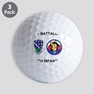 Army-506th-Infantry-BN1-Currahee-Paradi Golf Balls