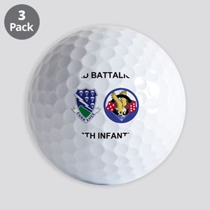 Army-506th-Infantry-BN3-Currahee-Paradi Golf Balls