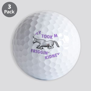 Charlie-D5-WhiteApparel Golf Balls