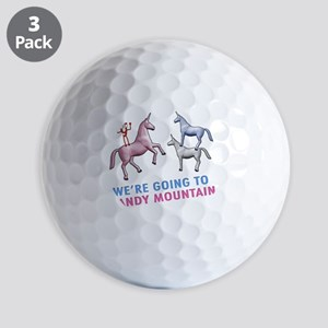 Charlie-D3-BlackApparel Golf Balls