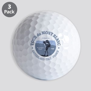 Tour du Mont Blanc Golf Ball