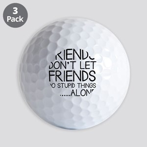 Good Friends Golf Balls