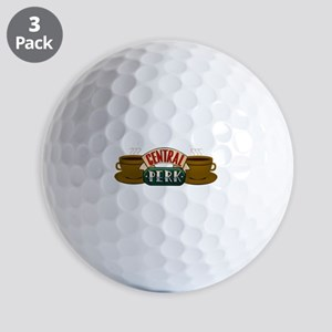 Friends Central Perk Golf Balls