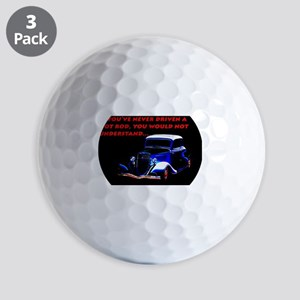 If Youve Never Driven Golf Ball