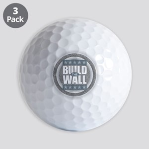 Build the Wall Golf Balls
