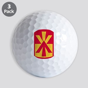 11th air defense artillery brigade Golf Balls