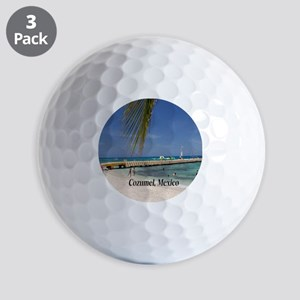 Cozumel Mexico Golf Balls