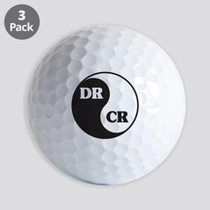 Zen Accountant Golf Balls