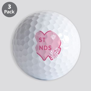 best-friends-pink-new_r Golf Balls