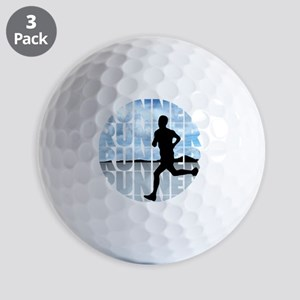 runner Golf Ball