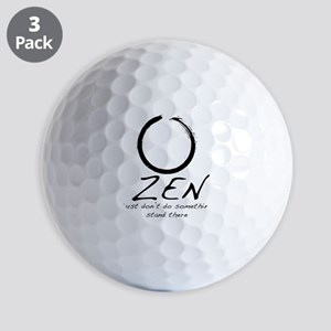 Zen Golf Ball