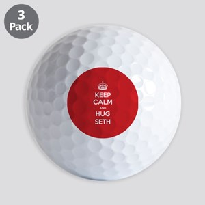 Hug Seth Golf Ball