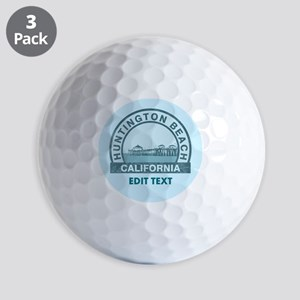 Huntington Beach Golf Ball