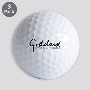 Goddard Space Center Golf Balls