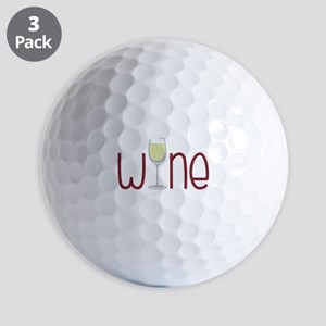 Wine Golf Ball