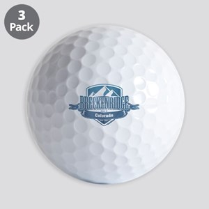 Breckenridge Colorado Ski Resort 1 Golf Balls