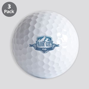 Park City Utah Ski Resort 1 Golf Balls