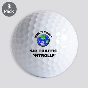 World's Coolest Air Traffic Controller Golf Balls
