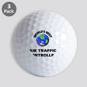 World's Best Air Traffic Controller Golf Balls