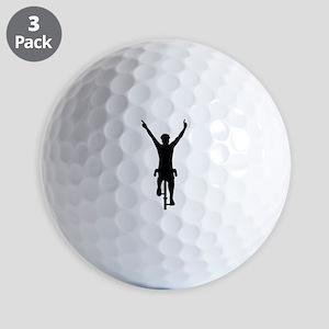 Cyclist winner Golf Balls