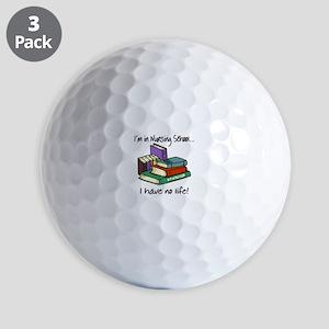 Nursing School Golf Balls